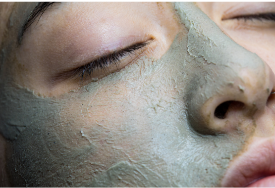 Green Clay Face Mask | Organic Skin Care