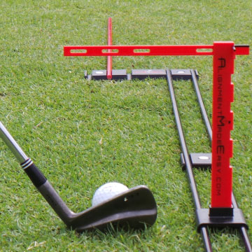 Alignment Made Easy Golf Training Aid Start Line