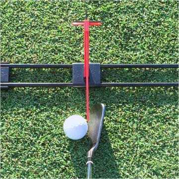 AME Club Face Guide Golf Training Aid
