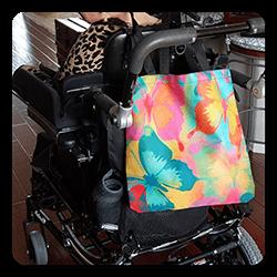Butterflies Canvas Tote Bag