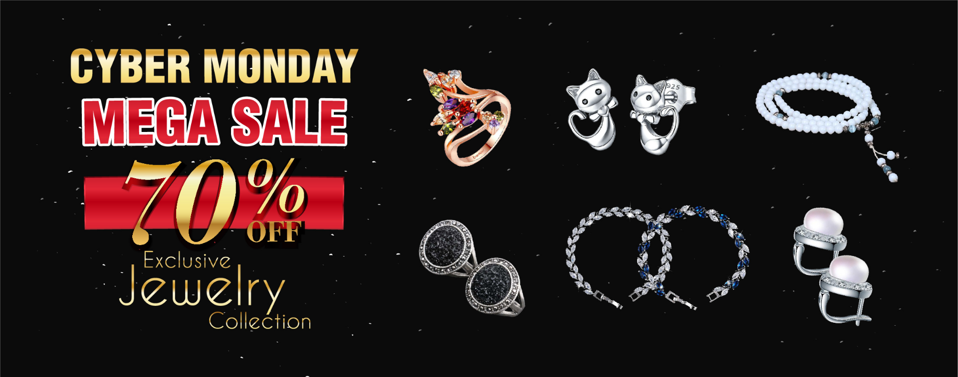 Shopinux - Cyber Monday Jewelry Collection