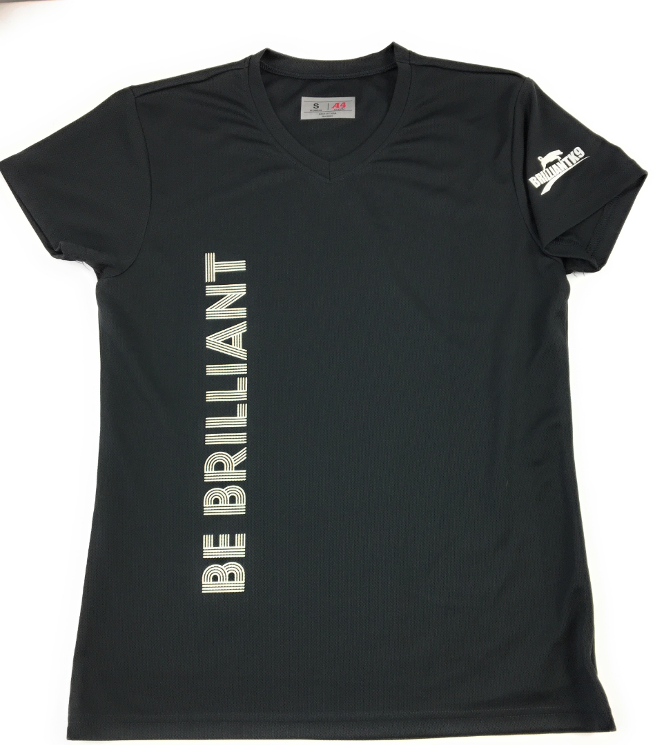 BE BRILLIANT TSHIRT