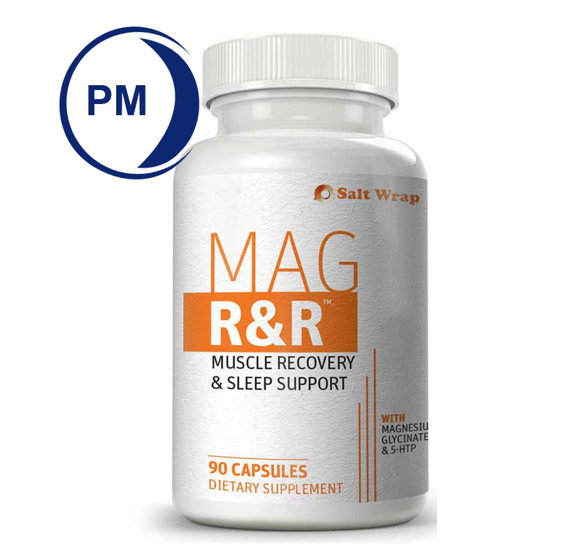 Mag R&R Natural Muscle Relaxant Nighttime Cramps Relief