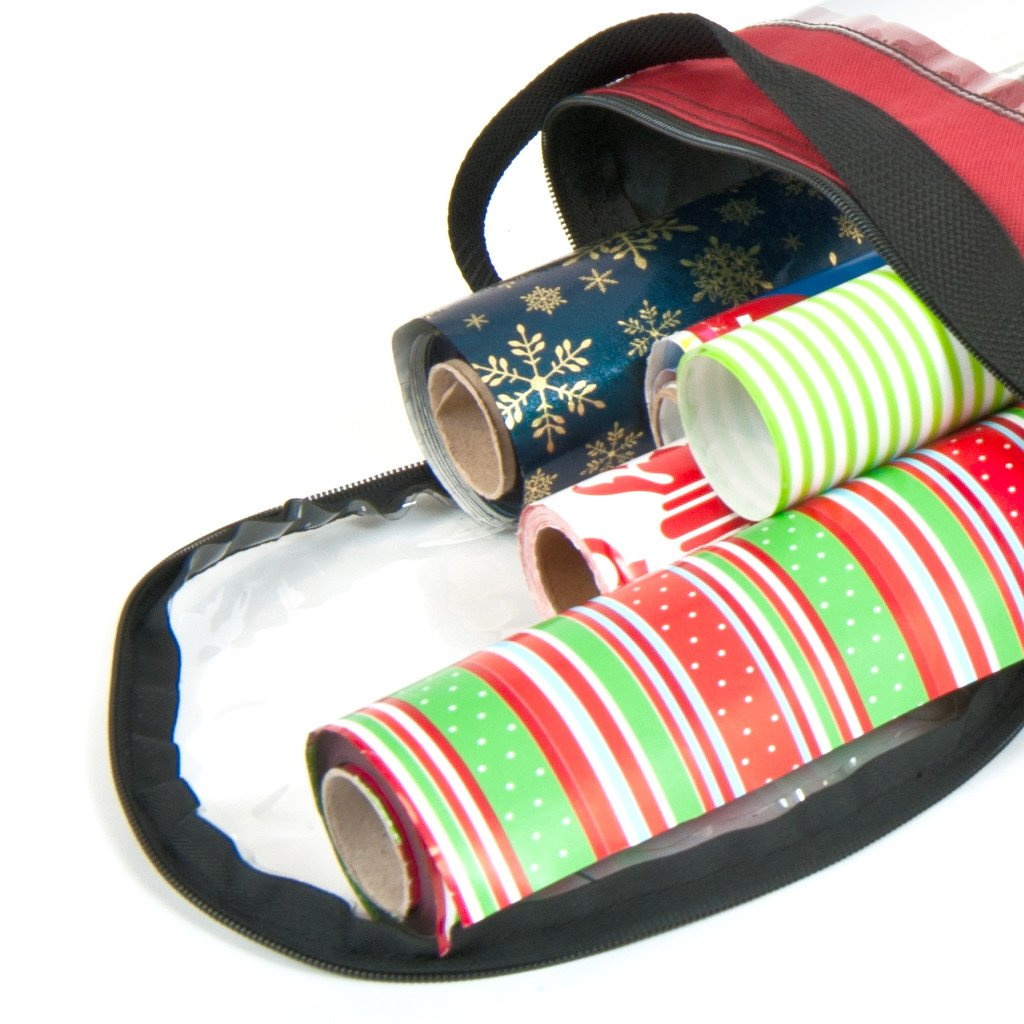 Wrapping paper bag