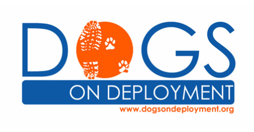 November 2018 Charity Spotlight: Dogs on Deployment