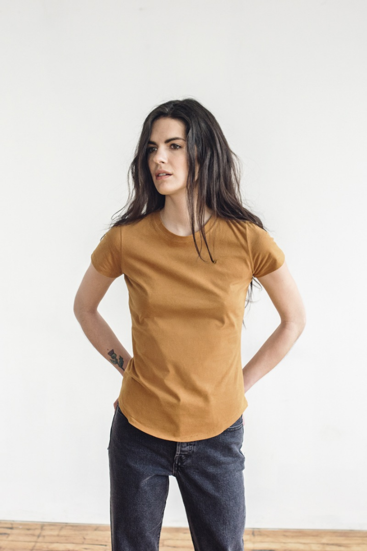 103 Girlfriend T-Shirt Sienna