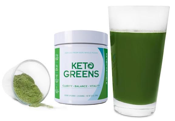 keto-greens