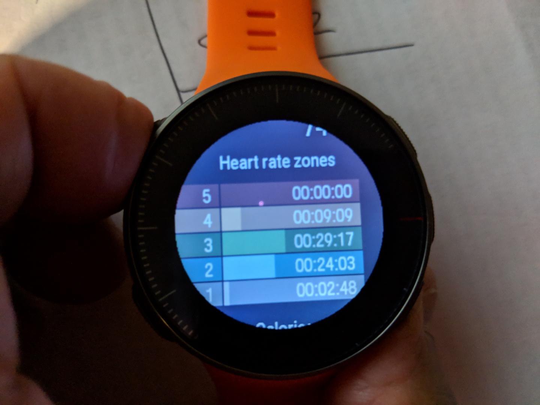 Polar Vantage V GPS Orange