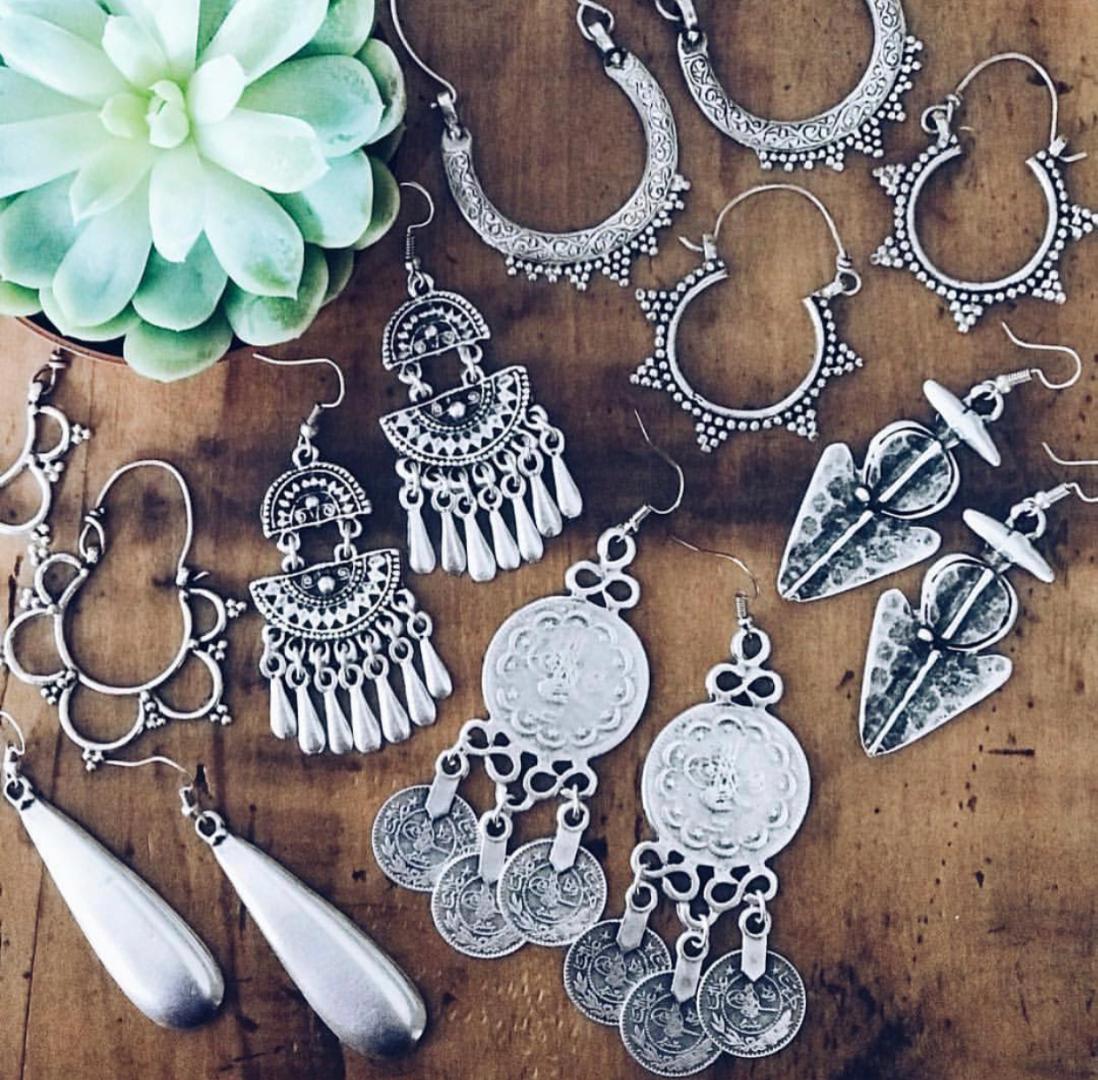 Anatolian Earrings -