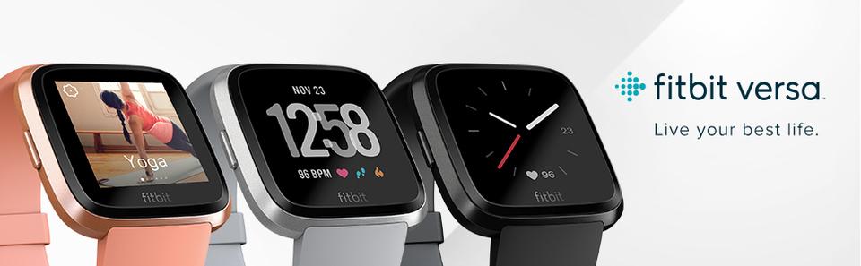 FB versa smart watch
