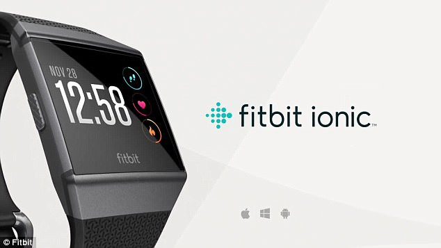ionic by Fitbit