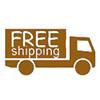 icon free shipping