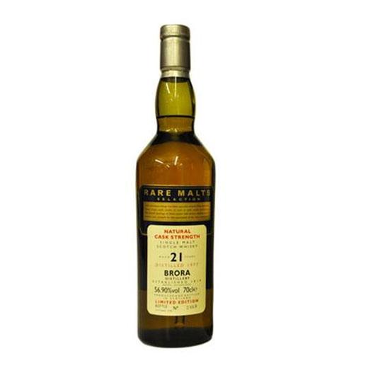 Brora 21 Year Old Rare Malts (Distilled 1977) - Closed Distillery