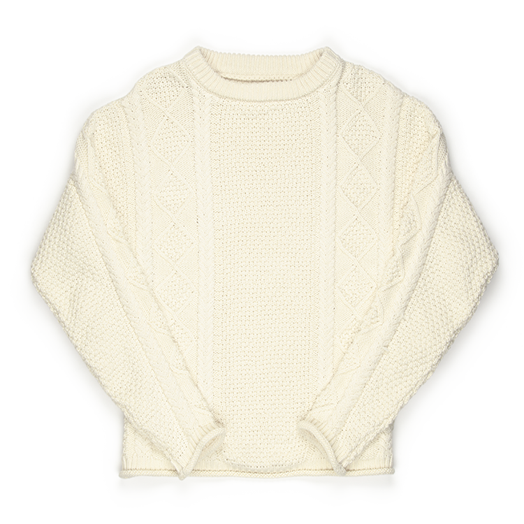 The Modern Fisher Sweater Shell