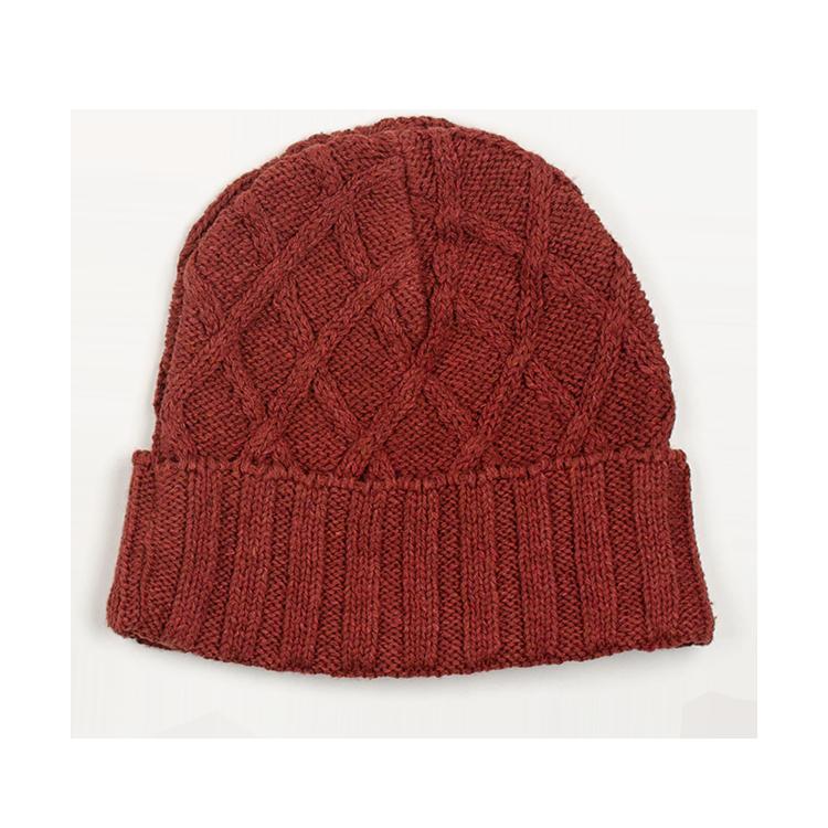 Mill Cotton Hat Brick