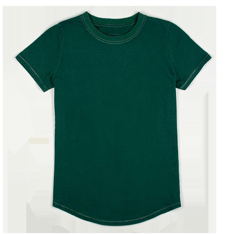 103 Girlfriend T-Shirt Pine