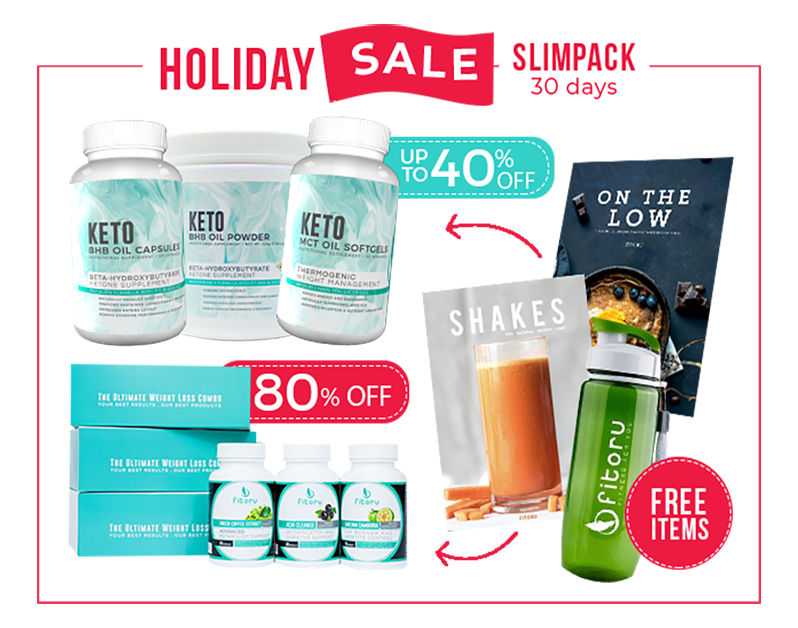 Fitoru Holiday Sale