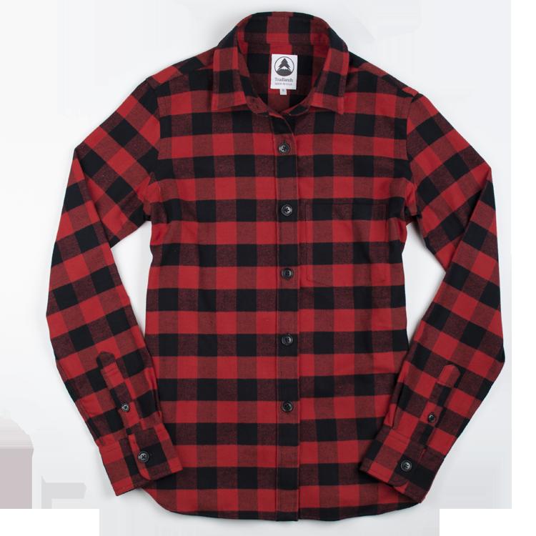 111 Arapahoe Red Flannel