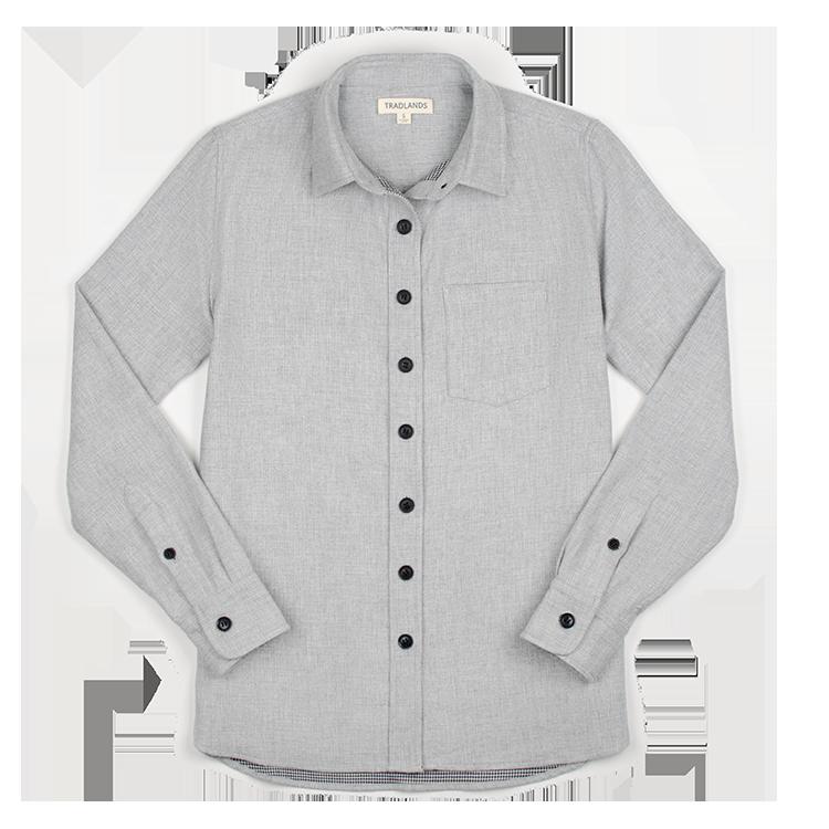 111 Reyes Grey Flannel