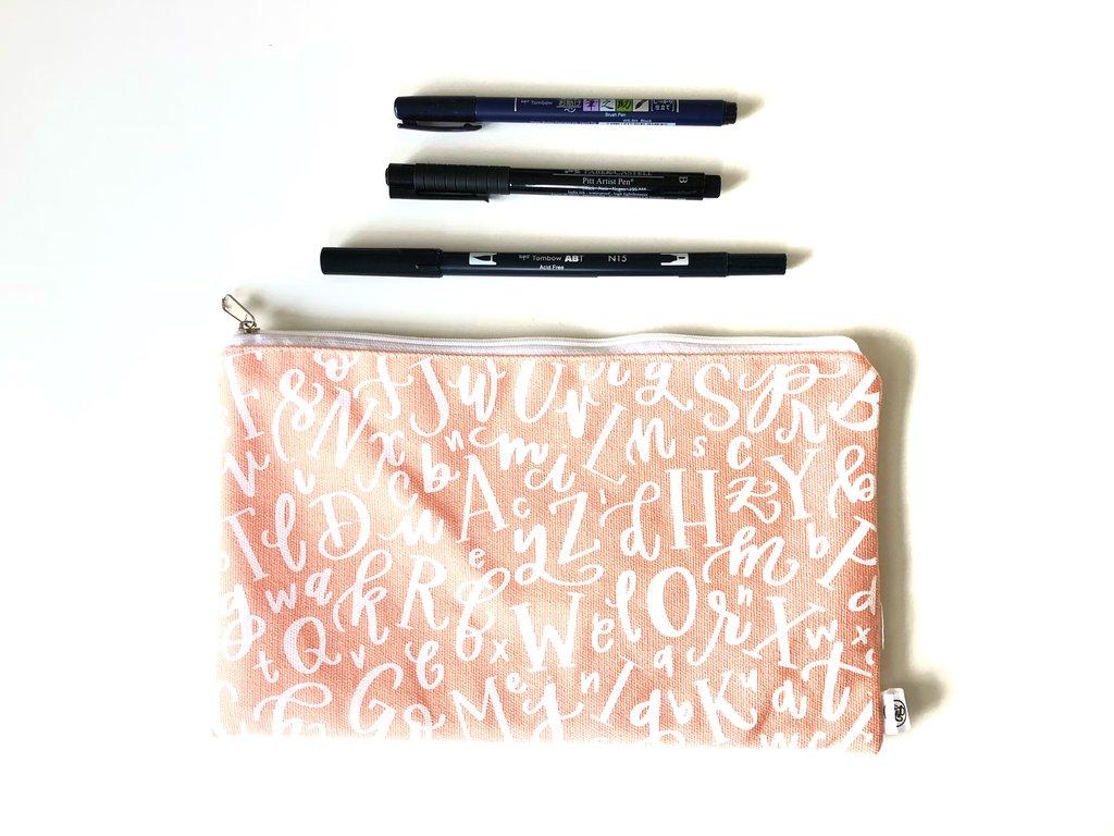 Perfect Pen Pouch Starter Kit