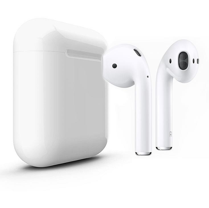 MOTOROLA wireless earphones with charge box