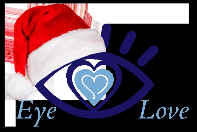 Eye Love Christmas Logo