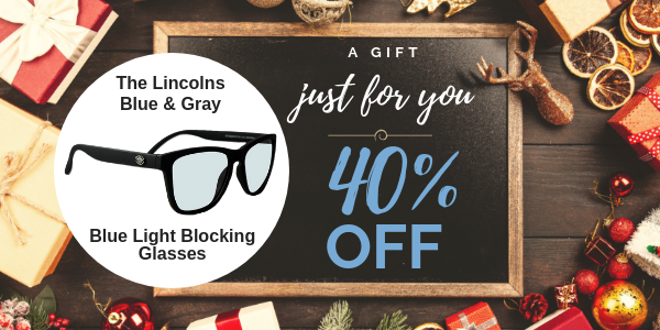 Eye Love Blue Light Blocking Glasses - Lincolns