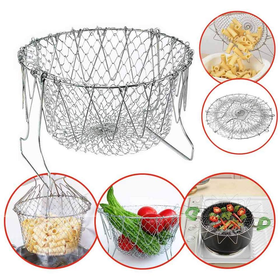 12 in 1 Chef Basket