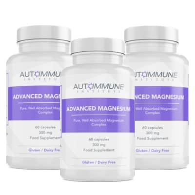 Advanced Magnesium Triple Pack