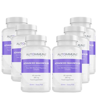 Advanced Magnesium - Six Pack