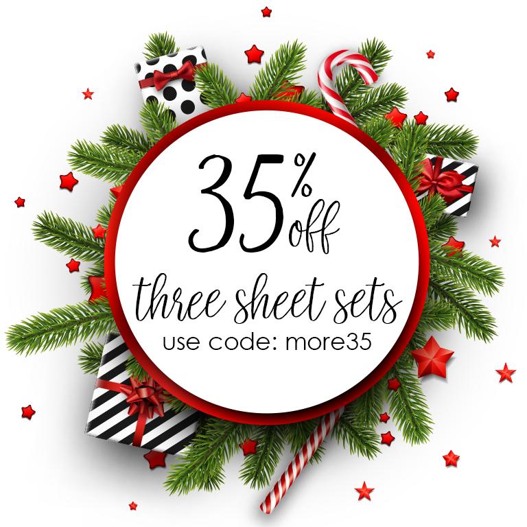 Le Creatif Christmas discount progressive sale
