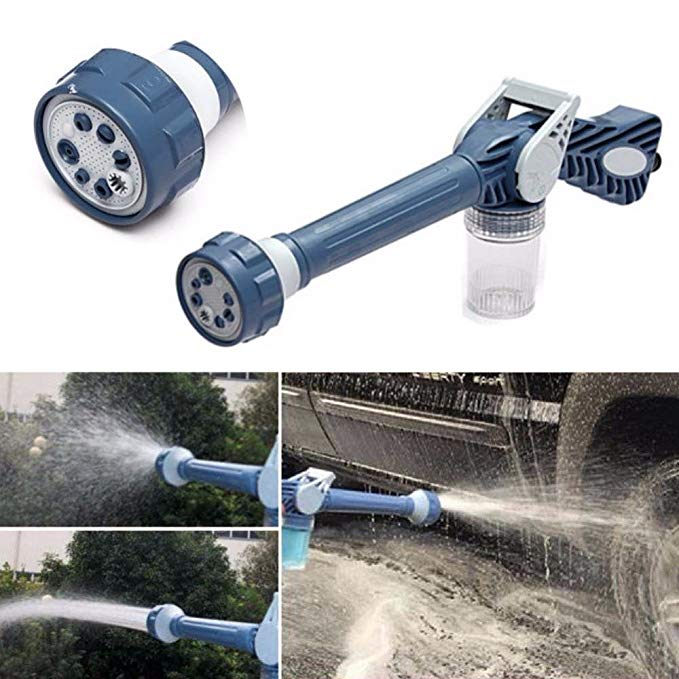 Water Jet Spray Canon Gun