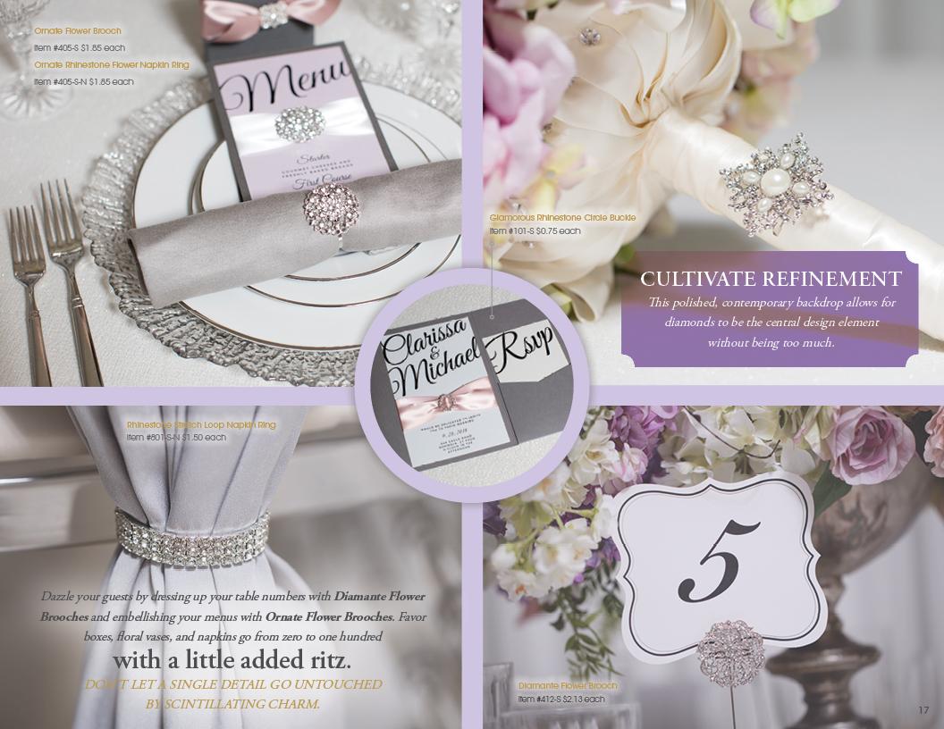 Lavender Shimmer Soiree Details