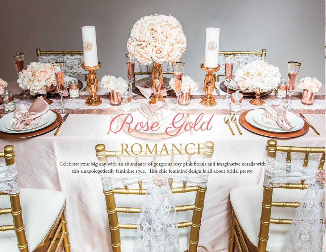 Rose Gold Romance