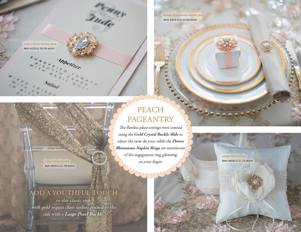 Vintage Bridal Tea Details