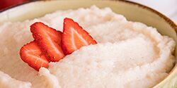 Strawberry Flavored Cream of Wheat