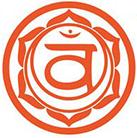 chakra sagrado abdomen naranja