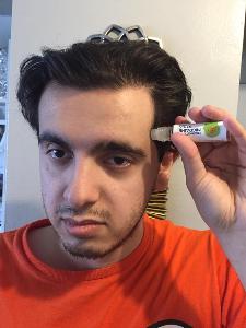 Migraine Stick aromatherapy customer