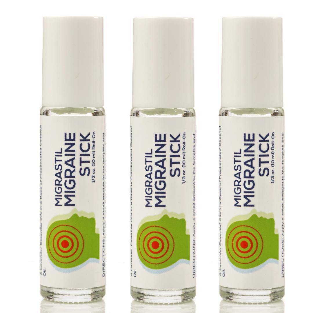 Migrastil Migraine Stick 3 pack