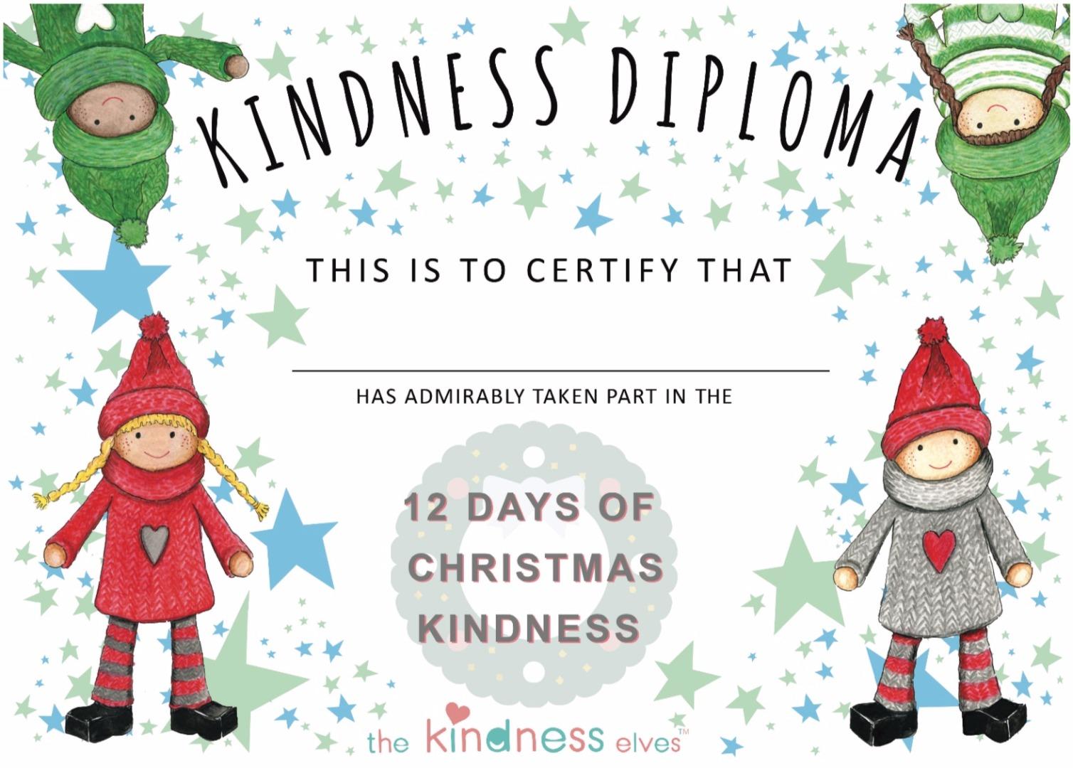Kindness Diploma