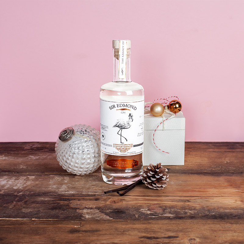 Sir Edmond Dutch Gin