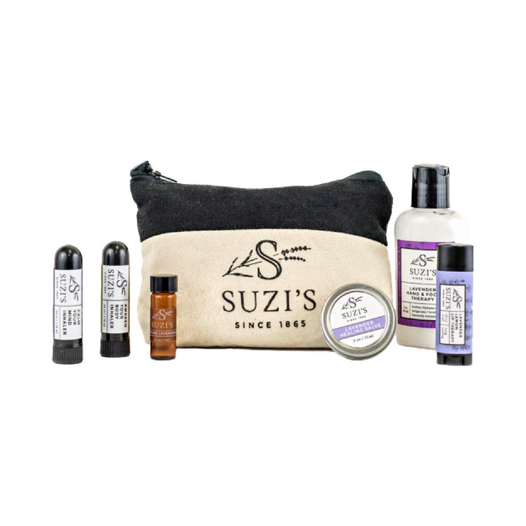 Travel Kit - A Perfect Gift for the Holidays!