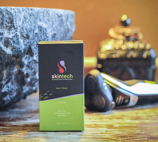 skintech mens cream