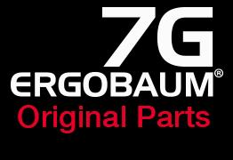 ERGOBAUM 7G Original Parts Logo