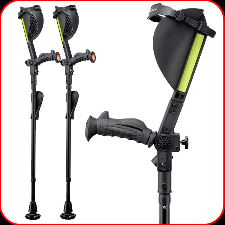 Ergobaum Forearm Crutches Image