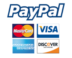 secure checkout via PayPal