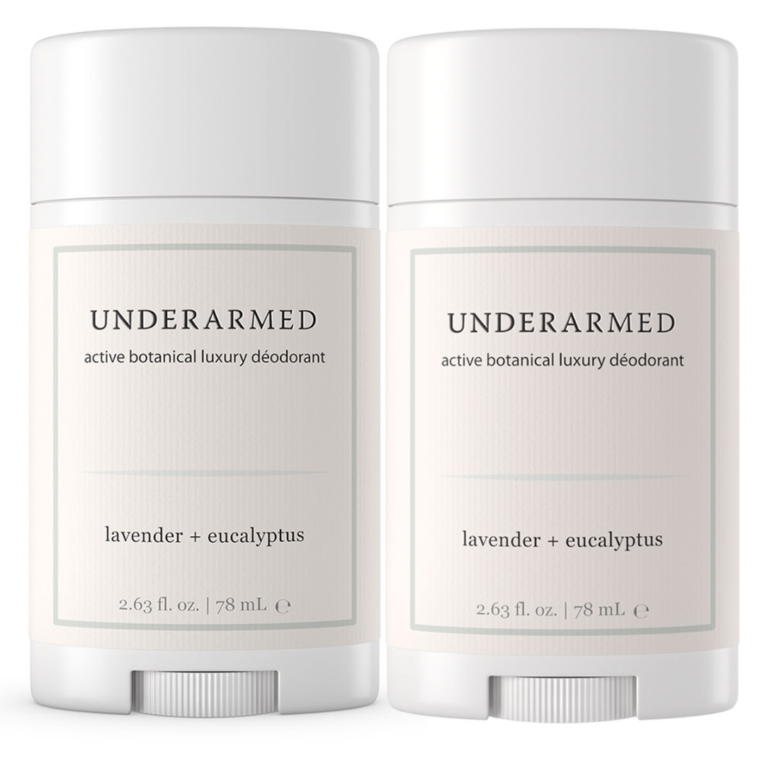 Underarmed All Natural & Organic Deodorant
