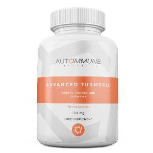 Organic Turmeric / Curcumin with Bioperine (Black Pepper)