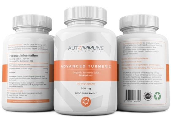Advanced Turmeric Triple Pack