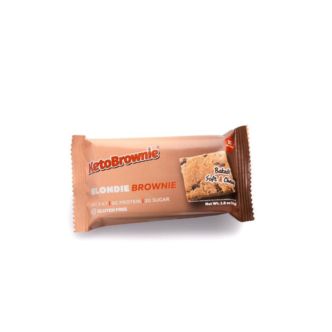 Keto Blondie Brownies (12-Count)